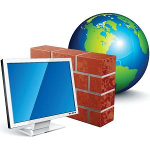 Os firewalls son altamente necesario para evitar conexións non desexadas (tanto entrantes e/ou salintes)